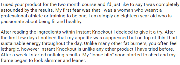 3rd instant knockout review addition