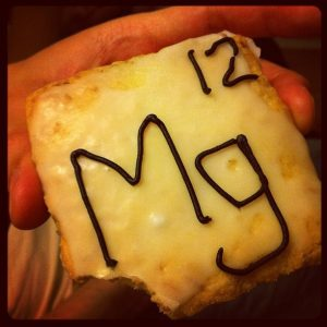 Magnesium cookie. CC image courtesy of keatl on Flickr.com