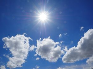 Here Comes The Sun... but most of us don't get enough vitamin D from it
