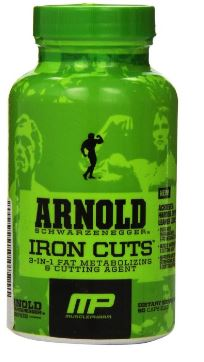 arnold-iron-cuts-review-bottle