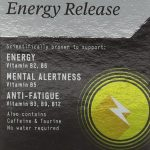 Men's Health Lab Energy Release Review