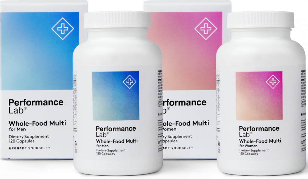 Performance Lab Multi-Vitamins