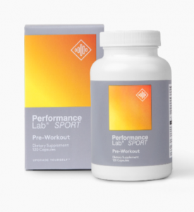 Performance Lab Pre bottle