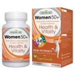 Nature's Aid Women's 50+ Multi-Vitamins and Minerals (With Superfoods) Review
