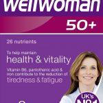 Vitabiotics Wellwoman 50+ Review