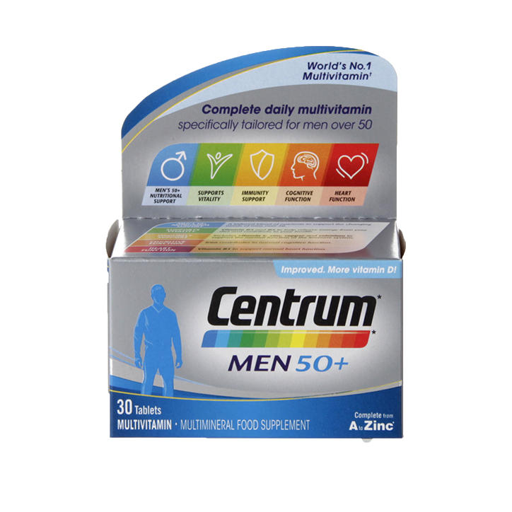 centrum greater than 50 edge effects