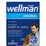 Wellman Original Review: Best Men's Multivitamin for Energy and Immune System Support