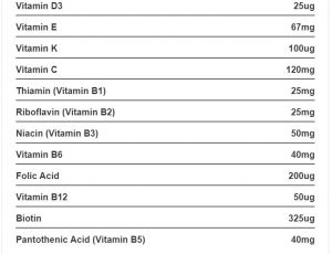 Review Women S Whole Foods Vitamin