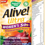 Nature's Way Alive! Ultra-Women's 50+ Wholefood Plus Review