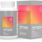 Performance Lab Sport Burn is the ideal fat burner to take on an empty stomach