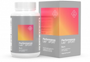 Performance Lab Sport Burn is the ideal fat burner for fasted training