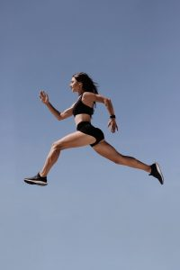 Athletes need generous doses of vitamin B12 for energy