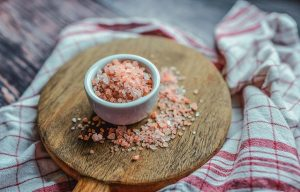 Pink salt is unprocessed and excellent for rehydration